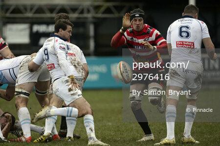 Cornish Pirates v Bedford Blues, Penzance UK - 03 December 2017