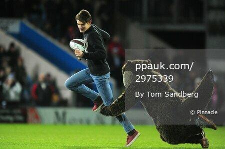 Exeter Chiefs v Leinster, Exeter, UK - 10 Dec 2017