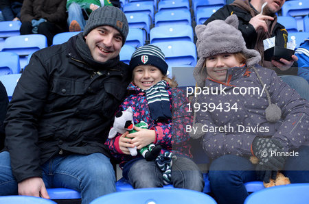 London Irish v Stade Francais Paris, Reading, UK - 16 December 2