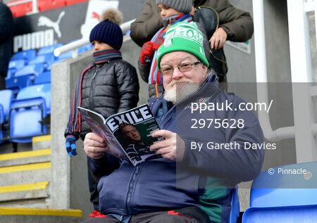 London Irish v Stade Francais Paris, Reading, UK - 16 December 2