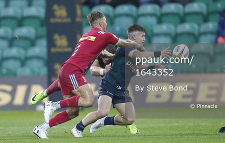 London Irish v Harlequins, Northampton, UK -July 28 2017