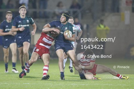 London Irish v Gloucester, Northampton, UK -July 28 2017