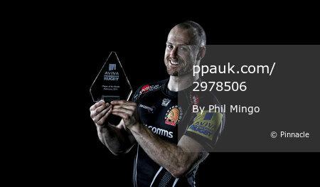 Aviva Player of the Month - February, Exeter - UK 140217