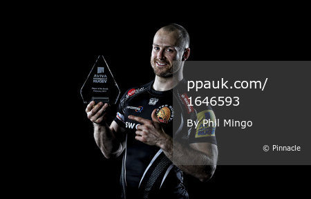 Aviva Player of the Month - February, Exeter - UK 140217