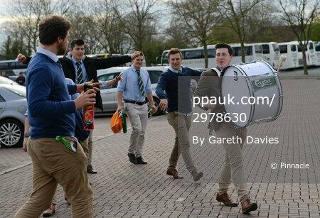 Hartpury College v University of Exeter, Twickenham, UK - Mar 30