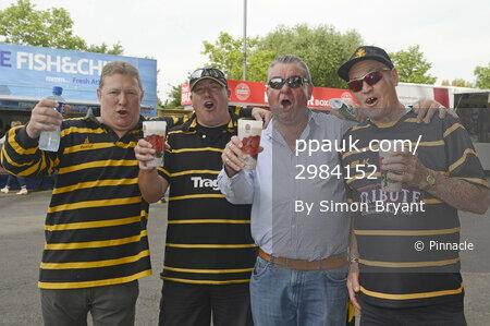 Cornwall v Lancashire, Twickenham, UK - 28 May 2017