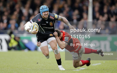 Exeter Chiefs v Saracens, Exeter, UK - 20 May 2017