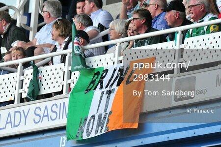London Irish v Yorkshire Carnegie, Reading, UK - 24 May 2017