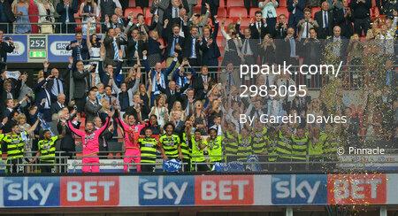 Huddersfield Town v Reading, London, UK - 29 May 2017