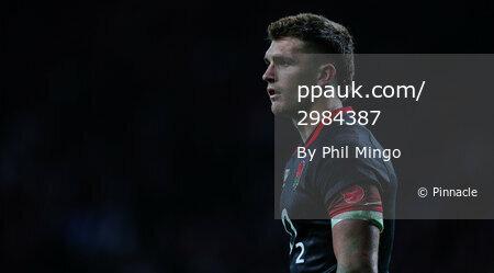 England v Argentina, Twickenham, UK - 11 Nov 2017