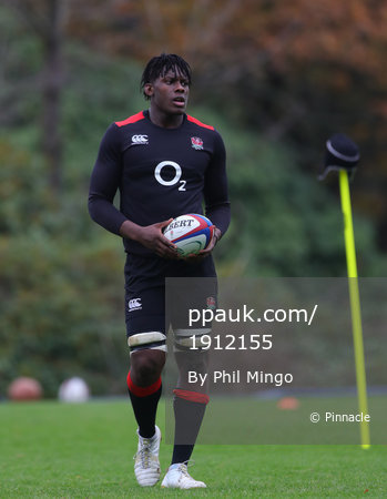 England Rugby Media Access, Bagshot - UK -  21 Nov 2017