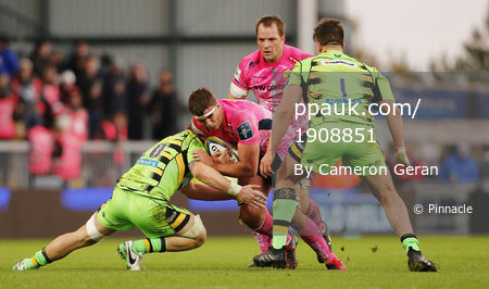 Exeter Chiefs v Northampton Saints, Exeter, UK - 4 Nov 2017