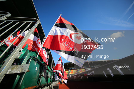 Saracens v Exeter Chiefs, London - UK - 26 Nov 2017
