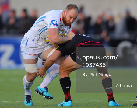 Saracens v Exeter Chiefs, London - UK - 26 Nov 2017