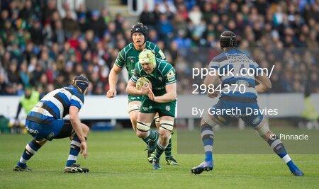 London Irish v Bath Rugby, Reading, UK - 19 Nov 2017
