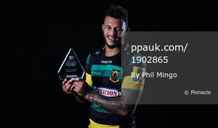 Aviva September POTM, Northampton, UK - Oct 10 2017