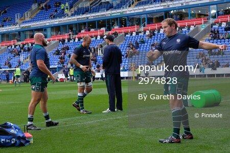 London Irish v Leicester Tigers, Reading, UK - 07 October 2017