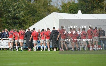 Bishop Stortford RFC v Plymouth Albion, Bishop Stortford, UK - 1