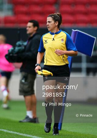 Bristol Rugby v Hartpury, Bristol, UK - 3 Sept 2017