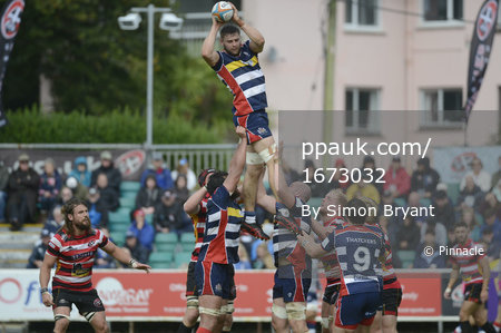 Cornish Pirates v Bristol Rugby Penzance -UK - 10 Sept 2017