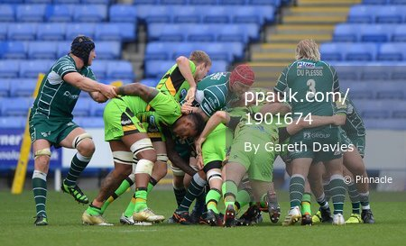 London Irish v Northampton Saints - 24 Sept 2017