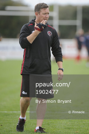 Taunton Titans v Redruth, Taunton UK - 30 September 2017