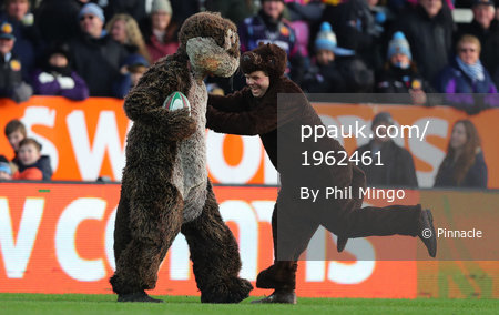 Exeter Chiefs v Saracens, Exeter, UK - 3 Feb 2018