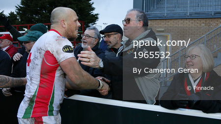 Plymouth Albion v Darlington Mowden Park, Plymouth, UK - 17 Feb