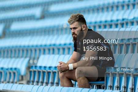 Exeter Chiefs Training, Exeter, UK - 17 Jan 2018