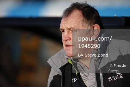 Newcastle Falcons v Exeter Chiefs, Newcastle, UK - 07 Jan 2018