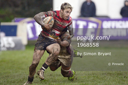 Cornish Pirates v Doncaster Knights, Penzance UK - 04 March 2018