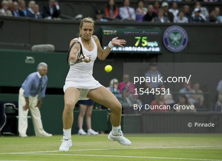 Wimbledon Tennis Day 04 23062011