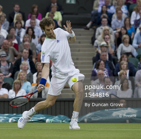 Wimbledon Tennis Day 05 24062011