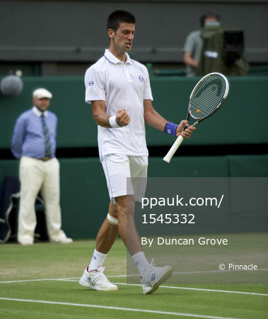 Wimbledon Tennis Day 06 25062011