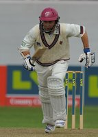 Somerset v Nottinghamshire 310709