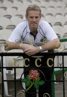 Peter Moores Lancashire CCC 120209
