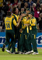 Notts Outlaws V Sussex Sharks T20 260710