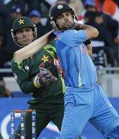 India v Pakistan 150613