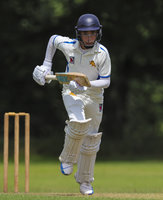 Devon CCC U14s v Oxford CCC U14s, Shobrooke Park, UK - 11 Aug 2019