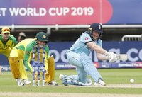 England v Australia, Birmingham, UK - 11 July 2019