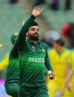 Pakistan v Australia, Taunton, UK - 12 Jun 2019