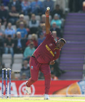 South Africa v West Indies, Southampton UK - 14 Jun 2019