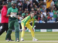 Australia  v Bangladesh, Nottingham, UK - 20 June 2019