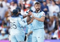 England v India , Birmingham, UK - 30 June 2019