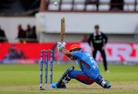 Afghanistan v New Zealand, Taunton, UK - 8 Jun 2019