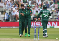 Pakistan v South Africa, London - 23 June 2019