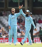 England v Afghanistan, London - 27 May 2019