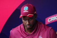 West Indies v South Africa, Bristol, UK - 26 May 2019