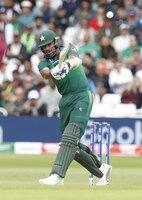 Pakistan v The West Indies, Nottingham, UK - 31 May 2019