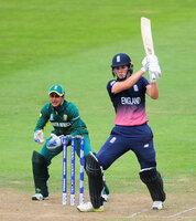 England v South Africa, Bristol, UK - 18 July 2017